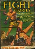 Fight Stories (1928-1952 Fiction House) Pulp Vol. 6 #9