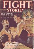 Fight Stories (1928-1952 Fiction House) Pulp Vol. 6 #10
