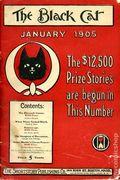 Black Cat (1895-1922 Shortstory) Pulp Vol. 10 #4