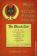 Black Cat (1895-1922 Shortstory) Pulp Vol. 10 #5