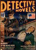Detective Novels Magazine (1938-1949 Better Publications) Pulp Vol. 10 #1