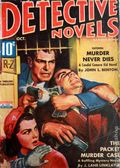 Detective Novels Magazine (1938-1949 Better Publications) Pulp Vol. 10 #2