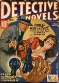 Detective Novels Magazine (1938-1949 Better Publications) Pulp Vol. 12 #1