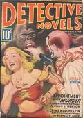 Detective Novels Magazine (1938-1949 Better Publications) Vol. 13 #1