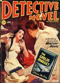 Detective Novels Magazine (1938-1949 Better Publications) Pulp Vol. 17 #2