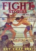 Fight Stories (1928-1952 Fiction House) Pulp Vol. 7 #1