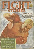 Fight Stories (1928-1952 Fiction House) Pulp Vol. 7 #2