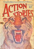 Action Stories (1921-1950 Fiction House) Pulp Vol. 2 #1