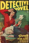 Detective Novels Magazine (1938-1949 Better Publications) Pulp Vol. 20 #2