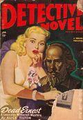 Detective Novels Magazine (1938-1949 Better Publications) Pulp Vol. 20 #3