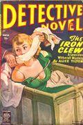 Detective Novels Magazine (1938-1949 Better Publications) Pulp Vol. 22 #1