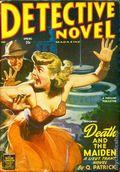 Detective Novels Magazine (1938-1949 Better Publications) Pulp Vol. 22 #3