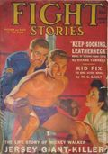 Fight Stories (1928-1952 Fiction House) Pulp Vol. 7 #5
