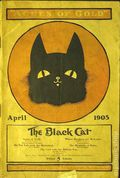 Black Cat (1895-1922 Shortstory) Pulp Vol. 10 #7