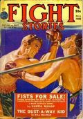 Fight Stories (1928-1952 Fiction House) Pulp Vol. 7 #10