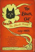 Black Cat (1895-1922 Shortstory) Pulp Vol. 10 #10