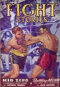 Fight Stories (1928-1952 Fiction House) Pulp Vol. 7 #11