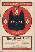 Black Cat (1895-1922 Shortstory) Pulp Vol. 10 #12