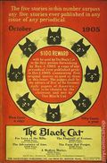 Black Cat (1895-1922 Shortstory) Pulp Vol. 11 #1