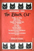Black Cat (1895-1922 Shortstory) Pulp Vol. 11 #2