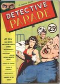 Detective Parade (1945 Frank Communale Publishing) Pulp Vol. 1 #1