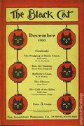 Black Cat (1895-1922 Shortstory) Pulp Vol. 11 #3