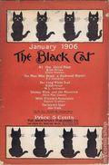 Black Cat (1895-1922 Shortstory) Pulp Vol. 11 #4