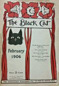 Black Cat (1895-1922 Shortstory) Pulp Vol. 11 #5