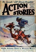 Action Stories (1921-1950 Fiction House) Pulp Vol. 3 #3