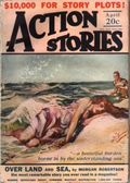 Action Stories (1921-1950 Fiction House) Pulp Vol. 3 #8