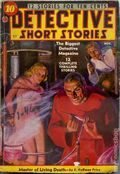 Detective Short Stories (1937-1947 Manvis Publications) Pulp Vol. 1 #2