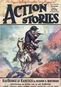 Action Stories (1921-1950 Fiction House) Pulp Vol. 3 #12