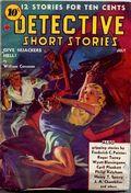 Detective Short Stories (1937-1947 Manvis Publications) Pulp Vol. 1 #5