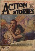 Action Stories (1921-1950 Fiction House) Pulp Vol. 4 #1