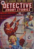 Detective Short Stories (1937-1947 Manvis Publications) Pulp Vol. 1 #6