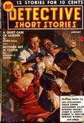 Detective Short Stories (1937-1947 Manvis Publications) Pulp Vol. 2 #1