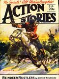 Action Stories (1921-1950 Fiction House) Pulp Vol. 4 #6