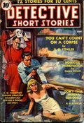 Detective Short Stories (1937-1947 Manvis Publications) Pulp Vol. 2 #4