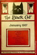 Black Cat (1895-1922 Shortstory) Pulp Vol. 12 #4