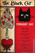 Black Cat (1895-1922 Shortstory) Pulp Vol. 12 #5