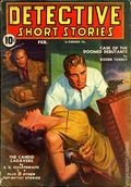 Detective Short Stories (1937-1947 Manvis Publications) Pulp Vol. 3 #1