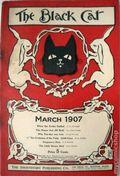 Black Cat (1895-1922 Shortstory) Pulp Vol. 12 #6