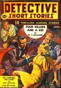 Detective Short Stories (1937-1947 Manvis Publications) Pulp Vol. 3 #2