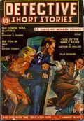 Detective Short Stories (1937-1947 Manvis Publications) Pulp Vol. 3 #3
