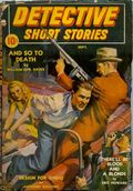 Detective Short Stories (1937-1947 Manvis Publications) Pulp Vol. 3 #4