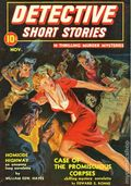 Detective Short Stories (1937-1947 Manvis Publications) Pulp Vol. 3 #5A