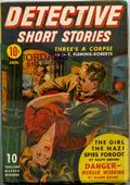 Detective Short Stories (1937-1947 Manvis Publications) Vol. 4 #3