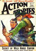 Action Stories (1921-1950 Fiction House) Pulp Vol. 4 #9