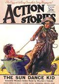 Action Stories (1921-1950 Fiction House) Pulp Vol. 4 #10