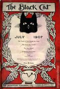 Black Cat (1895-1922 Shortstory) Pulp Vol. 12 #10